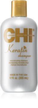 CHI Keratin σαμπουάν με κερατίνη για ξηρά και ατίθασα μαλλιά