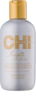 CHI Keratin восстанавливающая сыворотка с кератином