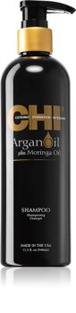 CHI Argan Oil champô nutritivo para cabelo seco a danificado