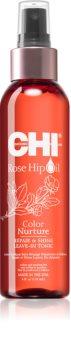 CHI Rose Hip Oil Tonikum für gefärbtes und geschädigtes Haar