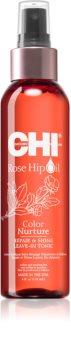 CHI Rose Hip Oil tonikum pro barvené a poškozené vlasy