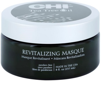 CHI Tea Tree Oil masque revitalisant pour un effet naturel