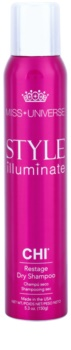 CHI Style Illuminate Miss Universe champô seco para refrescar o cabelo