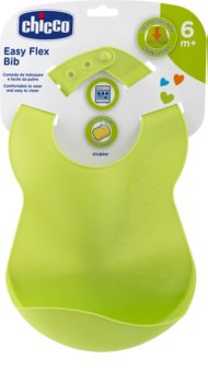 Chicco Bibs śliniak 6m+ Green