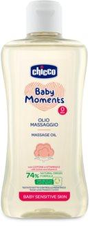 Chicco Baby Moments Sensitive Massageöl