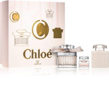 Chloé Chloé set cadou II. pentru femei