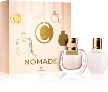 Chloé Nomade σετ δώρου I. για γυναίκες