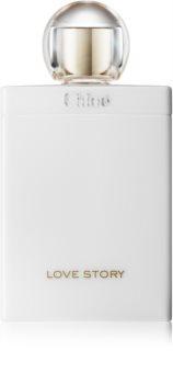 Chloé Love Story тоалетно мляко за тяло за жени