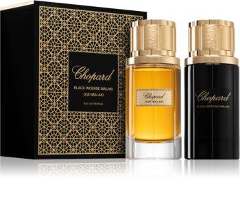 Chopard Black Incense Malaki σετ δώρου II. unisex
