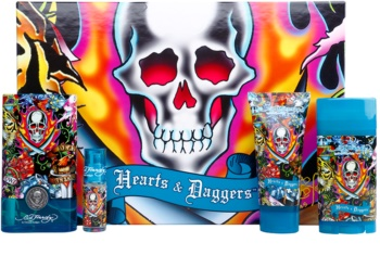 Christian Audigier Ed Hardy Hearts & Daggers for Him lote de regalo I. para hombre