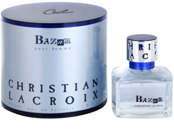 Christian Lacroix Bazar for Men eau de toilette para homens 50 ml