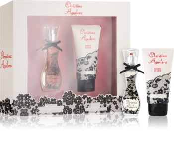 Christina Aguilera Christina Aguilera подарунковий набір III. для жінок