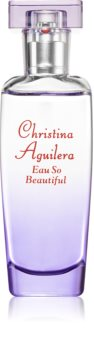 Christina Aguilera Eau So Beautiful Eau de Parfum für Damen