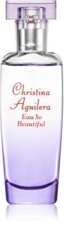 Christina Aguilera Eau So Beautiful Eau de Parfum pentru femei
