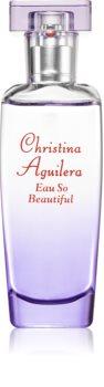 Christina Aguilera Eau So Beautiful parfemska voda za žene