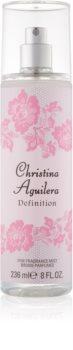 Christina Aguilera Definition telový sprej pre ženy