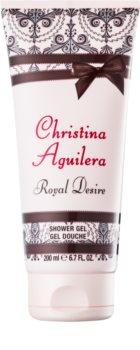 Christina Aguilera Royal Desire sprchový gél pre ženy
