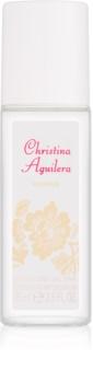 Christina Aguilera Woman deodorant s rozprašovačem pro ženy 75 ml