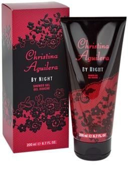 Christina Aguilera By Night sprchový gel pro ženy