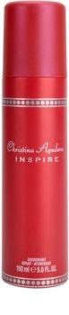 Christina Aguilera Inspire deospray pre ženy