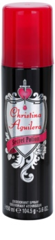 Christina Aguilera Secret Potion Deo-Spray für Damen 150 ml