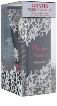 Christina Aguilera Unforgettable Gift Set II. for Women