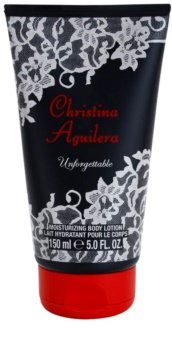 Christina Aguilera Unforgettable leche corporal para mujer 150 ml