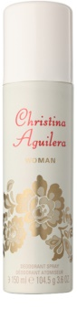 Christina Aguilera Woman desodorante en spray para mujer 150 ml
