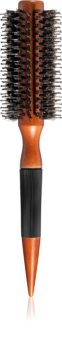 Chromwell Brushes Dark Wood okrugla četka za kosu