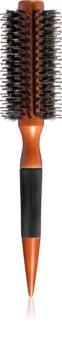 Chromwell Brushes Dark Wood Runde Haarbürste