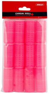 Chromwell Accessories Pink samostojeći uvijači za kosu
