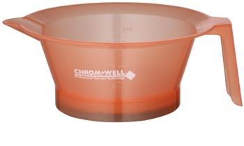 Chromwell Accessories Pink miska na miešanie farby