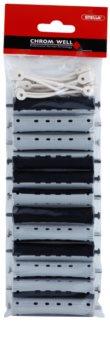 Chromwell Accessories Black/Grey bigudiuri pentru permanent