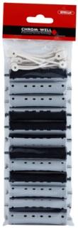 Chromwell Accessories Black/Grey Krulspelden voor Permanenten