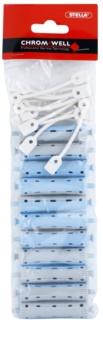Chromwell Accessories Blue/Grey rodillos de la ondulación permanente