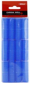 Chromwell Accessories Blue samodržící natáčky