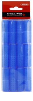 Chromwell Accessories Blue Velcro Rollers