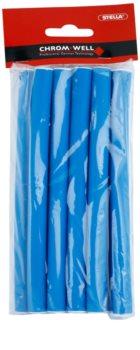 Chromwell Accessories Blue kleine Schaum-Papilotten