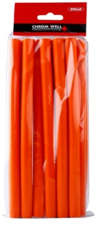 Chromwell Accessories Orange rulos de esponja largos