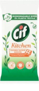 Cif Kitchen почистващи кърпички