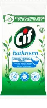 Cif Bathroom почистващи кърпички