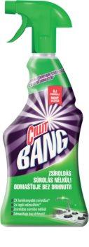 Cillit Bang Greese & Sparkle produs de curățare pentru bucătărie Spray