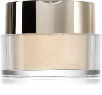 Clarins Mineral Loose Powder porpúder ásványi anyagokkal az élénk bőrért