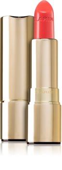 Clarins Lip Make-Up Joli Rouge Brillant Hydraterende Lippenstift  met Hoge Glans
