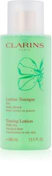 Clarins Cleansers lotiune tonica pentru ten gras și mixt