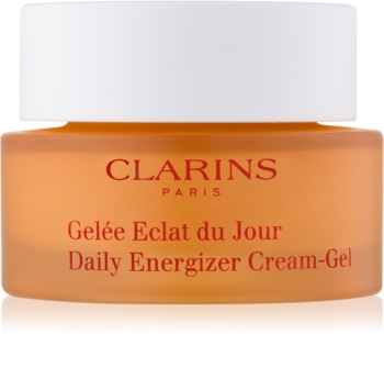 Clarins Daily Energizer crema-gel giorno opacizzante per pelli grasse e miste
