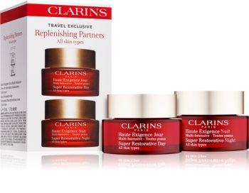 Clarins Super Restorative Kosmetik-Set  (für alle Hauttypen) II.