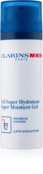 Clarins Men Hydrate gel idratante per un look giovane