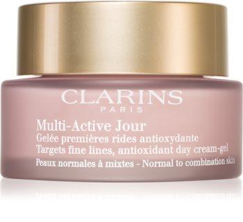 Clarins Multi-Active Day антиоксидантний денний крем для нормальної та змішаної шкіри