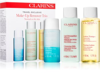 Clarins Cleansers kosmetická sada pro normální a suchou pleť